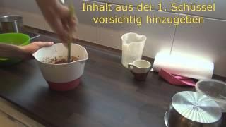 Dreierlei Plätzchen - Speedbaking (Rezept/Anleitung)