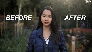 Rina From Hong Kong, 18 ‒ Before & After Her EF Program