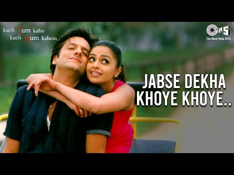 Jabse Dekha Khoye Khoye Kuch Tum Kaho Kuch Hum Kahein Fardeen & Richa Kumar Sanu & Alka