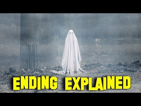 A Ghost Story 2017 ENDING EXPLAINED
