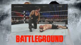 Undertaker Regresa a la WWE EN BATLEGROUND EN ESPAÑOL HD