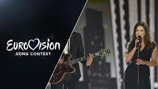 Elina Born & Stig Rästa - Goodbye To Yesterday (Estonia) - LIVE at Eurovision 2015: Semi-Final 1