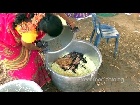 Xxx Mp4 Amazing Hindu Function Style Pulihora Preparation Tamarind Rice Lemon Rice Street Food Catalog 3gp Sex