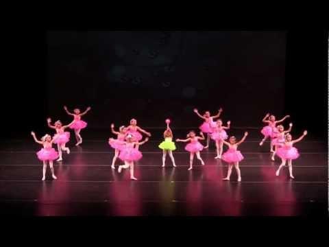 APDA 2012 Fall Recital Children Dance Lollipop