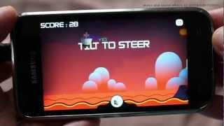 GoodJobStudios : music : 'Volcano Killer' : (smart phone game)