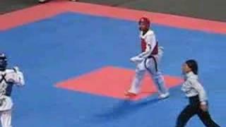 world taekwondo qualification