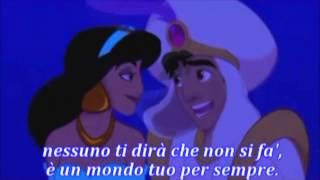 Aladin - Il Mondo è Mio [con testo]