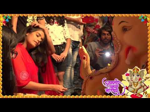 Xxx Mp4 Poonam Pandey Takes Home Lord Ganesha Full Ritual Video Poonam Pandey Ganpati 2018 3gp Sex