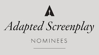 Oscars 2017: Adapted Screenplay Nominees