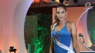 Andrea Tovar - Miss Universe Swimwear Presentation Cebu