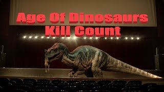 Age Of Dinosaurs: Kill Count