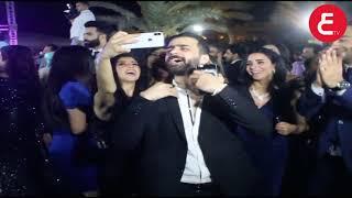 رقص سارة الشامى وكارولين عزمى فى فرح محمد على