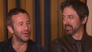 Ray Romano and Chris O'Dowd Talk 'Get Shorty' Reboot