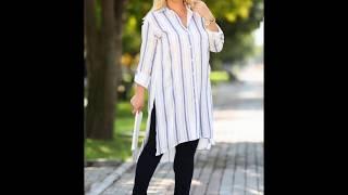 Patırtı Giyim Büyük Beden Ucuz Tunik Modelleri