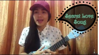 Secret Love Song - Little Mix ft. Jason Derulo (ukulele cover)