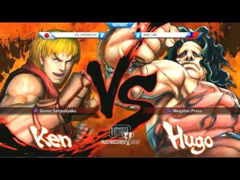 Capcom Cup 2015 du Top 32 au Top 16 avec Nayte, Mr Quaraté & Ken Bogard Partie 2 [06/12/2015]