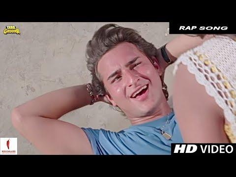 Xxx Mp4 Rap Song Yaar Gaddar Full Song HD Somy Ali Saif Ali Khan 3gp Sex