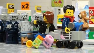 Lego Zombie Shopping