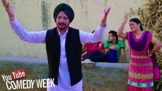Best Punjabi Comedy - Aa ki ho geya oye | Pooja Kiven Aa - Latest Punjabi Movie of 2013