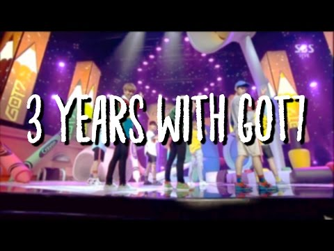 3 YEARS WITH GOT7: Debut Day! (Awards, Crying, ETC.)