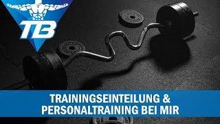 Trainingseinteilung in der Diät | Wie läuft ein Personaltraining mit mir ab?