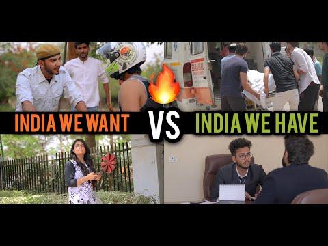 Xxx Mp4 INDIA WE WANT VS INDIA WE HAVE Elvish Yadav 3gp Sex