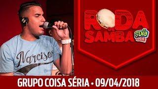 Roda de Samba Grupo Coisa Séria