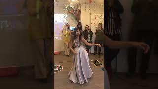 رقص ايراني نازگل براي تولد