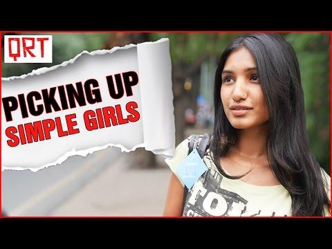 How to FLIRT Seedhi Saadhi Girl | Delhi Girls Open Talk | Best Flirting Tips | Quick Reaction Team