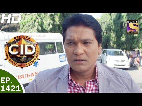 CID - सी आई डी - Ep 1421- Durghatana Ya Aparadh - 30th Apr, 2017