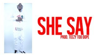JmoeFrmdaBAM - She Say (Prod. Teezy Too Dope) \\ Dir. Cholly of HVF