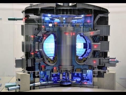 LA FUSIÓN NUCLEAR ¿SERÁ LA ENERGÍA DEL FUTURO