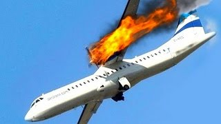 Download 5 Most Horrible Airplane Accidents Ever 2016 (New) 3Gp Mp4