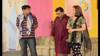 Best of Nasir Chinyoti and Nargis Sexy Dancer