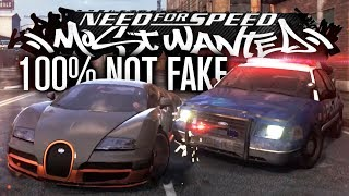 NEED FOR SPEED MOST WANTED (100% NOT FAKE)