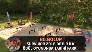 Tavuk şiş ve bulgur pilavı için kıyasıya mücadele! | 80.Bölüm | Survior 2018
