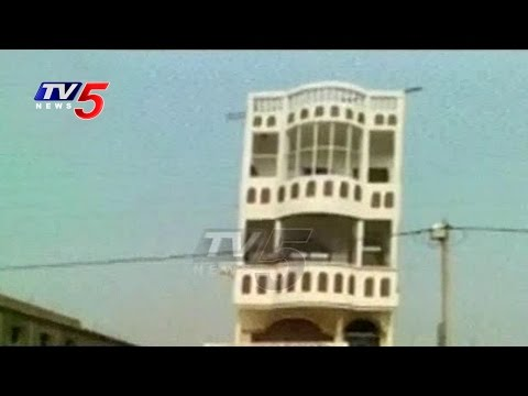 Watch Live | Three - Storey Building Collapses In Bihar | TV5 News