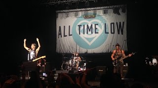 All Time Low Live in Manila (Full Concert August 12, 2015)