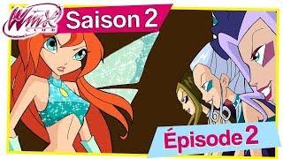 Winx Club - Saison 2 Épisode 2 - Les mini-fées - [ÉPISODE COMPLET]