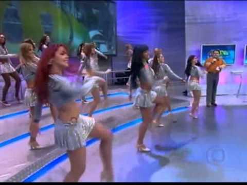 Ballet do Faustão Tempos áureos do ballet 1.avi