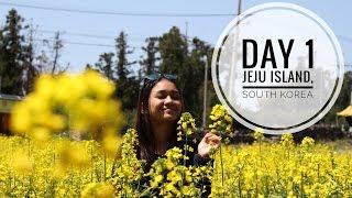 DAY 1: JEJU ISLAND, SOUTH KOREA   Travel Vlog 3