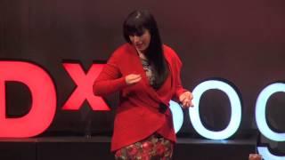 Trazando Líneas para una sexualidad gourmet | Adriana Marmorek | TEDxBogotaMujeres