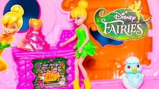 Unboxing TINKER BELL FAIRY  The Pirate Fairy Tink