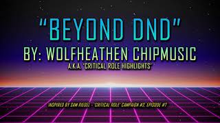 """""""Beyond DnD"""" - (Free DL or $1 Purchase) 