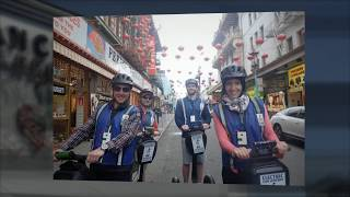 San Francisco Segway Tours in Fishermans Wharf or Golden Gate Park