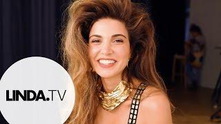 LINDA.mode 15 Hé Rooie Fotoshoot Negin Mirsalehi || Backstagevideo || LINDA.tv