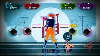 Just Dance 3 - Tightrope by Janelle Monáe Gameplay