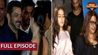 Salman Gets Shy As Sana Hugs Him In Excitement | Taimur Enjoys His First International Vacation