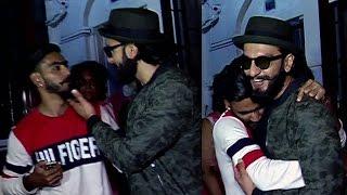 Ranveer Singh With His LOOK ALIKE
