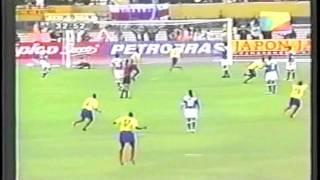 ECUADOR VS BRASIL - ELIMINATORIAS MUNDIAL ALEMANIA